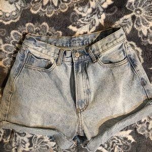 John Galt/ Brandy Melville Charlotte Denim Shorts